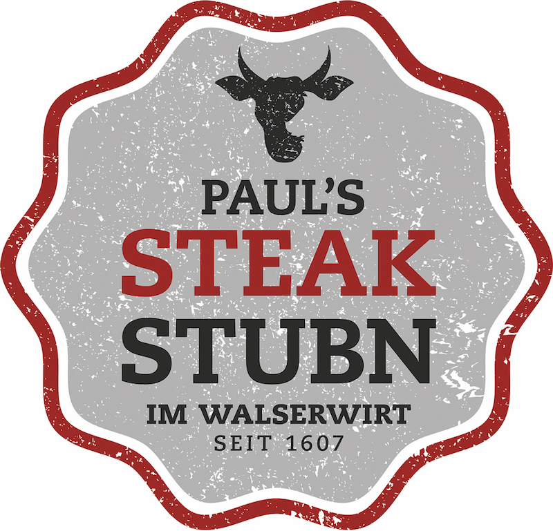 PAUL'S STEAK STUBN im Hotel Walserwirt - Salzburg | Paul's Steak Stubn im Walserwirt ist der neue Salzburger Treffpunkt für Steakliebhaber und Spezialitäten vom Simmentaler Alpen-Rind und Angus-Rind, Fleisch-Gastfreundschaft aus Überzeugung, Salzburg, Wals, Familie Santner